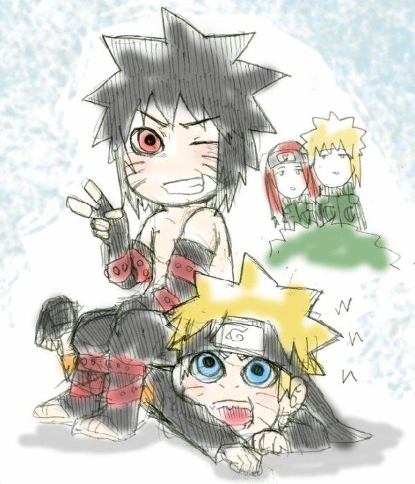 ∞ Fanart NarutoFamily ∞