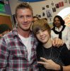 Justin chez Posh & Beckh's