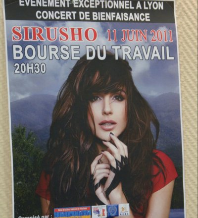 IN FRANCE (LYON)