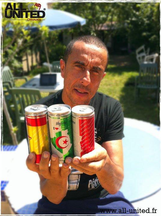 ALL UNITED DRINKS by Bibi Naceri