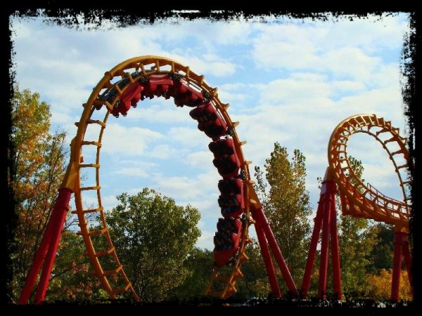 Boomerang Coast to Coaster (Great Escape) .