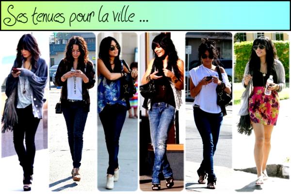Le Style des stars !!! .... <3