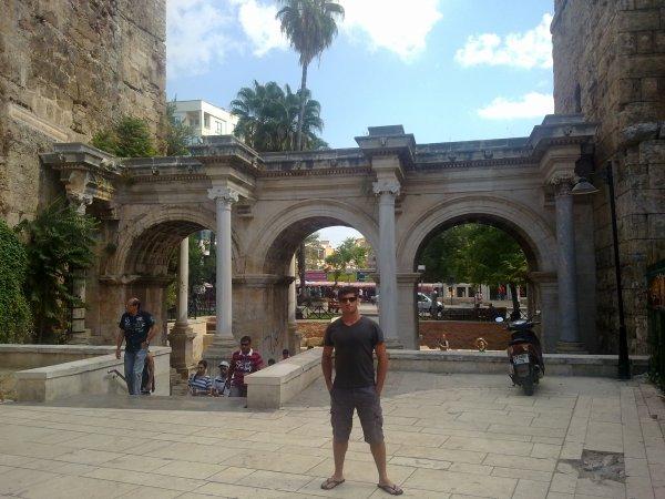 Antalya escale