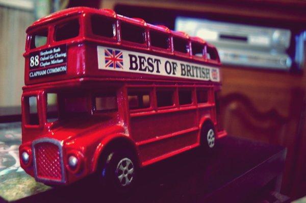 SO BRITISH!