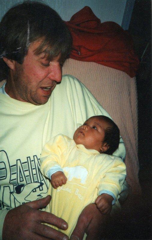 Le plus fort c`est mon père... ♥