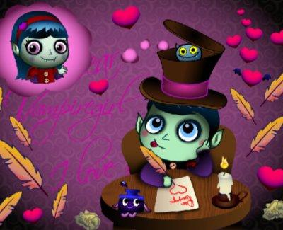 le petit Vampire et la nuit de la Saint-Valentin 3