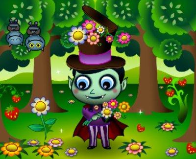 le petit Vampire et la nuit de la Saint-Valentin 4
