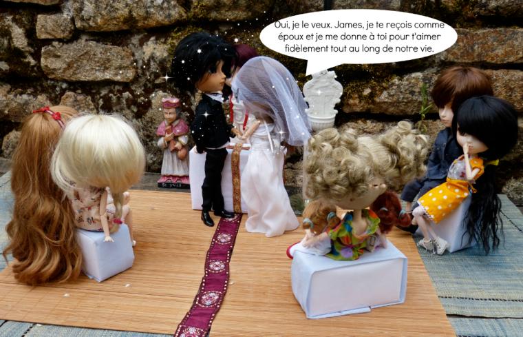 Le mariage (2/2)