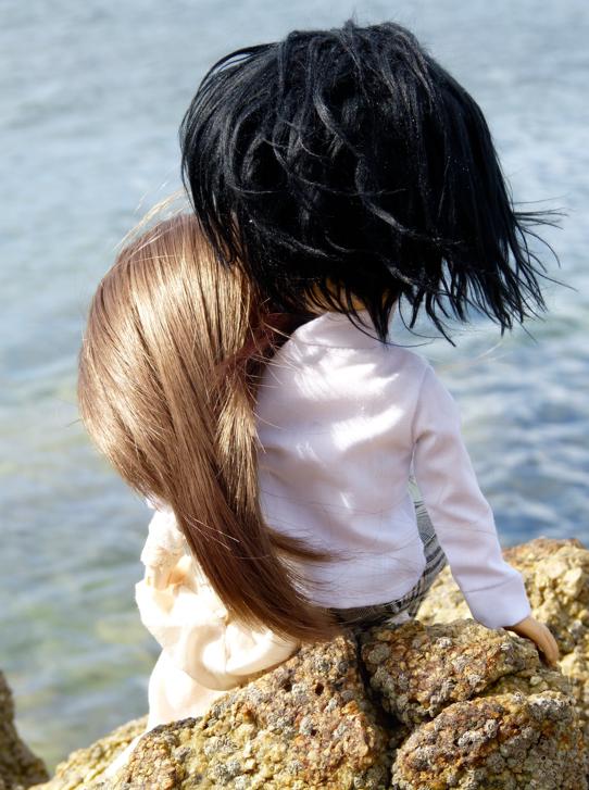 Ensemble, face à la mer, nous prendrons notre envol...