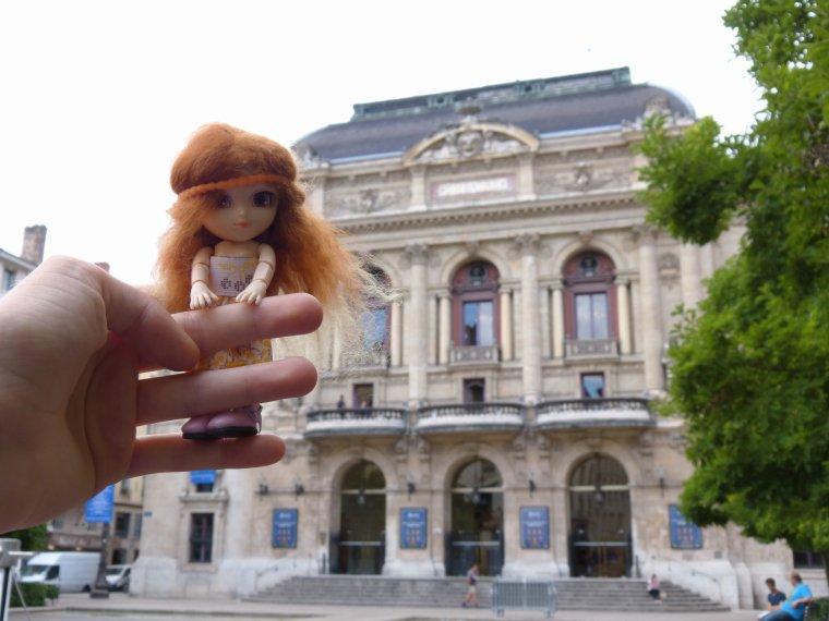 A la découverte de Lyon (1)