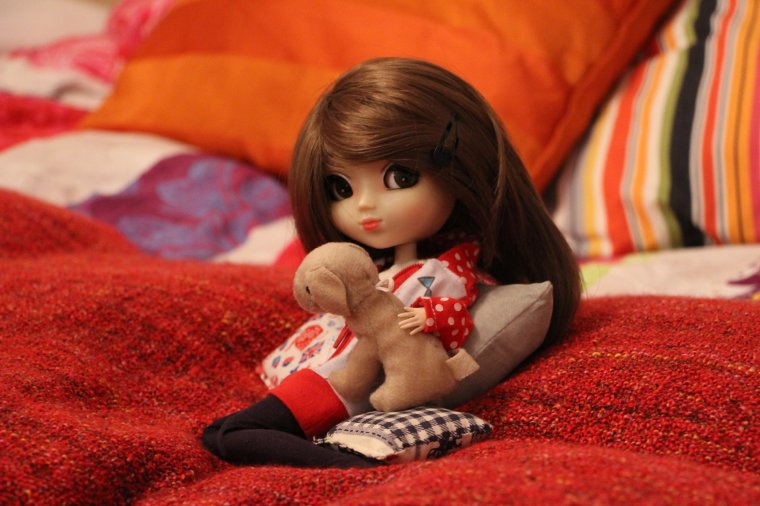 "Page Facebook ""Les pullips russes - blog"""