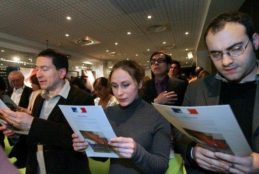 Les naturalisations repartent à la hausse: +14% en un an - charentelibre.fr
