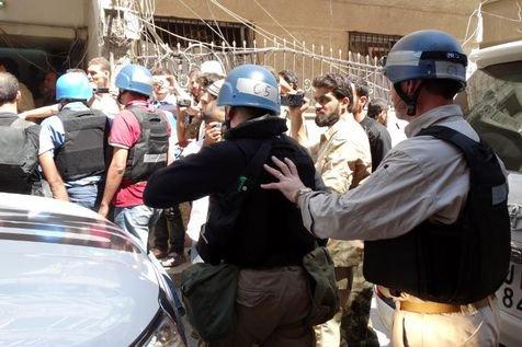 Syrie: les experts de l'ONU sur place jusqu'à samedi - liberation.fr