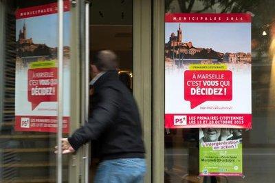 Primaires PS pour les municipales: vote dans cinq villes dont Marseille - aisnenouvelle.fr