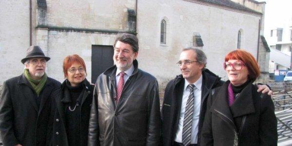 La majorité municipale de Mérignac repart unie aux élections municipales - sudouest.fr