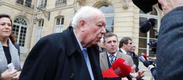 Municipales à Marseille : Gaudin se voit maire jusqu'à 80 ans - leparisien.fr