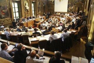 Lyon -> La Ville adopte son budget sur fond de campagne électorale - lyoncapitale.fr