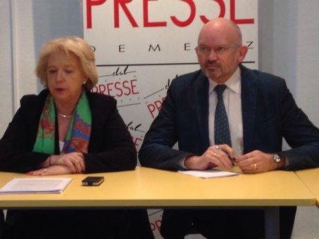 Metz - Municipales 2014 : la Droite et le Centre officialisent leur union - francebleu.fr