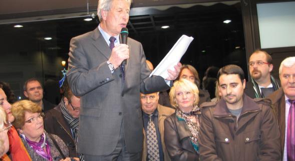 Patrick Day repart en campagne pour les municipales 2014 - lunion.presse.fr