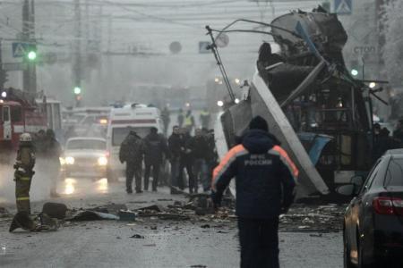 Au moins 14 morts dans une nouvelle explosion à Volgograd - reuters.com