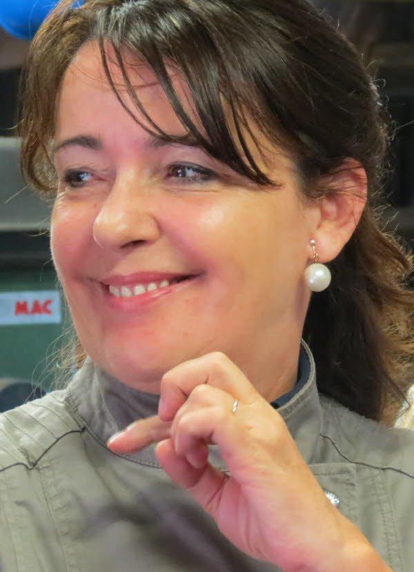 Sophie Dion et la réforme territoriale - ledauphine.com