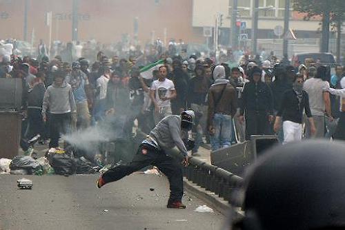 Manifestations pro-Gaza: heurts à Sarcelles après les violences de Barbès - nicematin.com