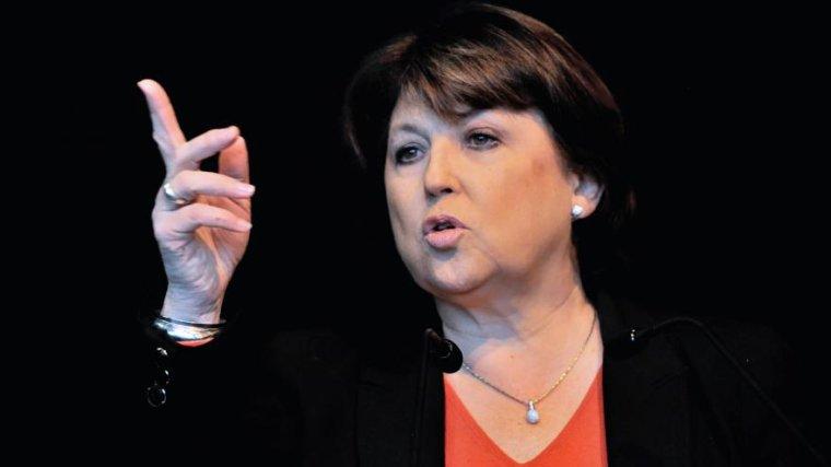 Aubry agace l'exécutif avant une rentrée politique très délicate - directmatin.fr