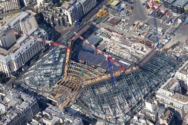 Paris : ce très cher chantier des Halles