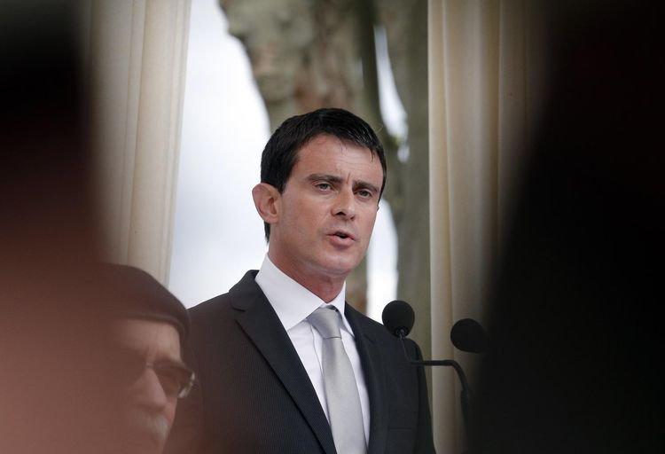 Valls tacle les élus qui ont participé à des manifestations propalestiniennes interdites - liberation.fr
