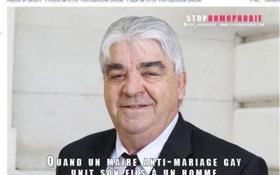 Haute-Savoie : un maire anti-mariage gay marie son fils à un homme - leparisien.fr
