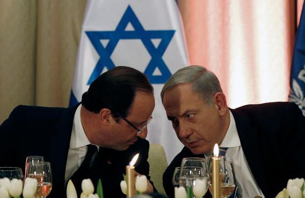 Gaza: «Face à Israël, Hollande est dans le prolongement de ce qui a été fait avant lui» - 20minutes.fr