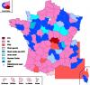 Élections départementales françaises de 2015 - wikipedia.org
