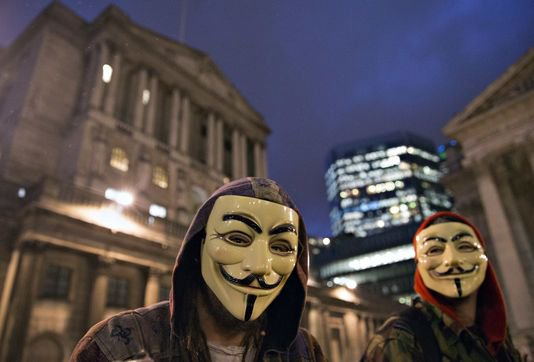 Sur Internet, Anonymous contre les islamistes - lemonde.fr
