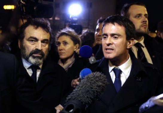 Valls : «La France, sans les juifs de France, n'est pas la France» - leparisien.fr