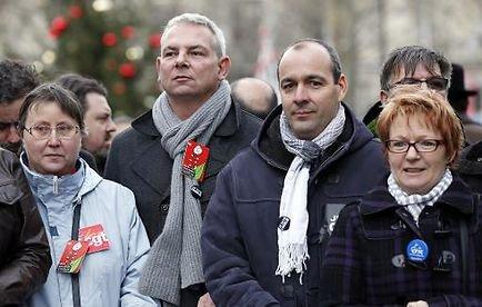Manifestation: chefs d'Etat et de gouvernement en nombre - lepoint.fr