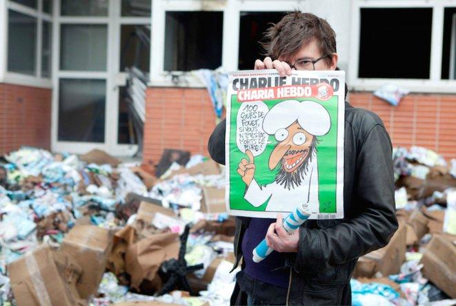Charlie Hebdo : des combattants de la laïcité cible privilégiée des islamo-gauchistes - marianne.net