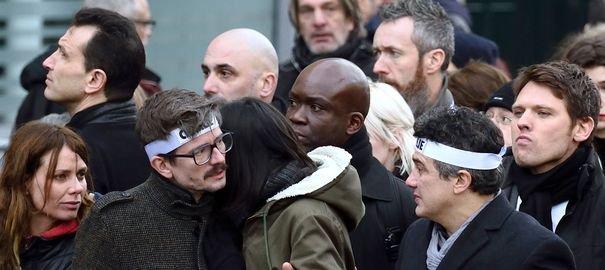 Comment Hollande a fait rire les survivants de Charlie Hebdo (à ses dépens) - lexpress.fr