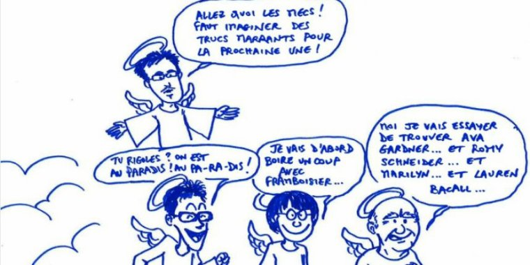 """Charlie Hebdo"" n'est pas mort - metronews.fr"