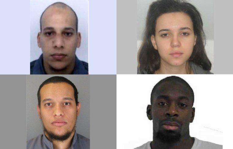 Les frères Kouachi, Boumeddiene, Coulibaly… Comment ils ont basculé - lejdd.fr