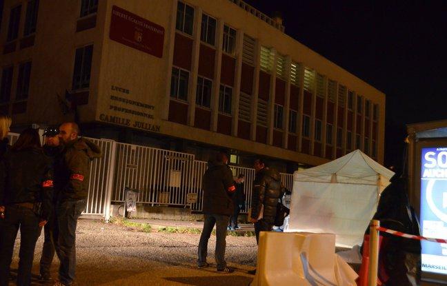 Marseille: Un adolescent tué devant son lycée - 20minutes.fr