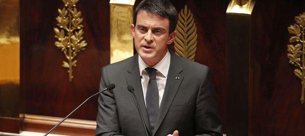 Manuel Valls ovationné: combien de temps l'unité nationale va-t-elle durer? - lexpress.fr