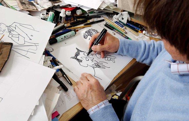 Attaque de «Charlie Hebdo»: Cabu «dessine» la une du «Canard Enchaîné» - 20minutes.fr