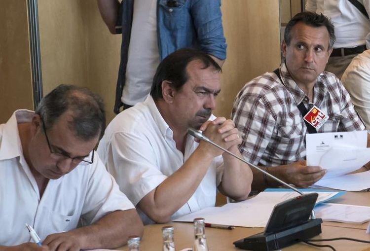 A la CGT, la candidature de Philippe Martinez rejetée - liberation.fr