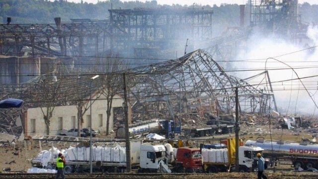 """Les familles des victimes """"effondrées"""" après l'annulation des condamnations dans le procès AZF - france3-regions.francetvinfo.fr"""
