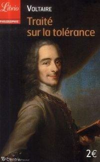 """Le """"Traité sur la tolérance"""" de Voltaire, star des ventes depuis la tragédie de Charlie Hebdo - lamontagne.fr"""