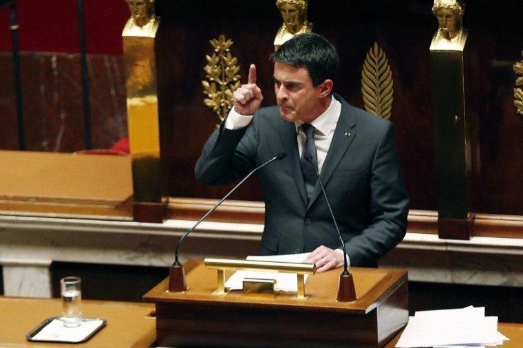 """Valls : le """"blasphème n'est pas dans notre droit"""" - rtl.fr"""