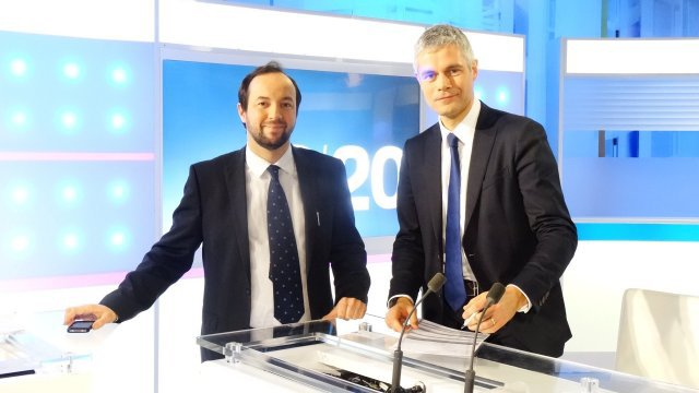 """L.Wauquiez dans le 19/20 : """" S'il faut une primaire, faisons la rapidement !"""" - france3-regions.francetvinfo.fr"""