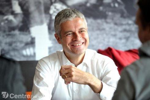 Région Auvergne Rhône-Alpes : Laurent Wauquiez candidat - lamontagne.fr