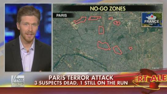 Zones de non-droit à Paris : l'«expert» de Fox News s'excuse... à moitié - leparisien.fr
