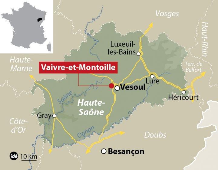 Vesoul : il fonce délibérément sur un gendarme, le blessant grièvement - leparisien.fr